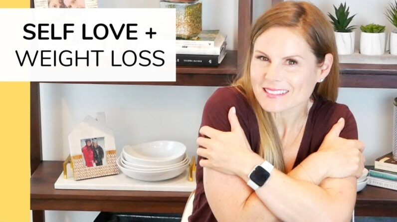 10 SELF LOVE TIPS   for weight loss
