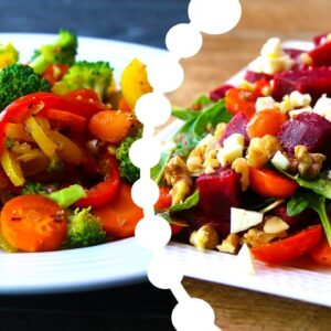 8 Healthy Vegetable Recipes For Weight Loss
