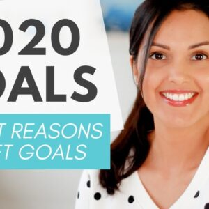 GOAL SETTING (why you SHOULD set goals in 2020! â�)
