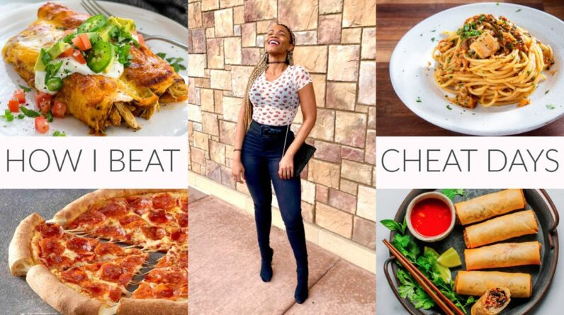 How I Beat Cheat Days   Step by Step Cheat Day Recovery Process