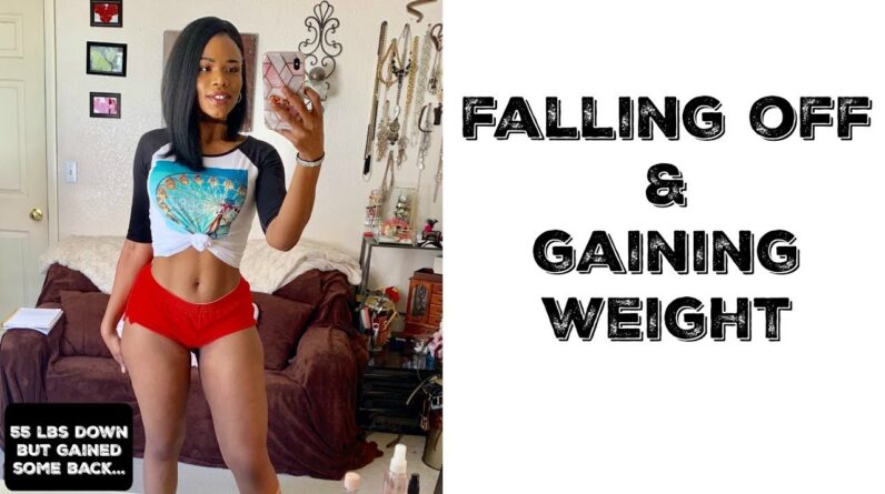 How To GET BACK ON Track with Weight Loss and Fitness Journey