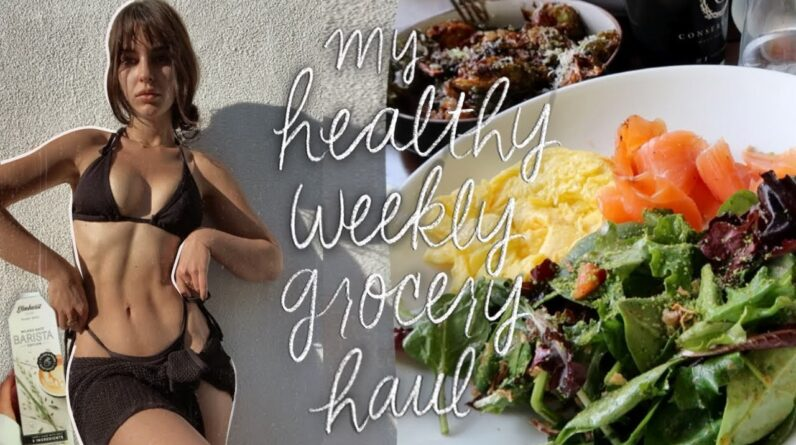 My WEEKLY Healthy Food Haul | New Finds & Old Staples | VLOG