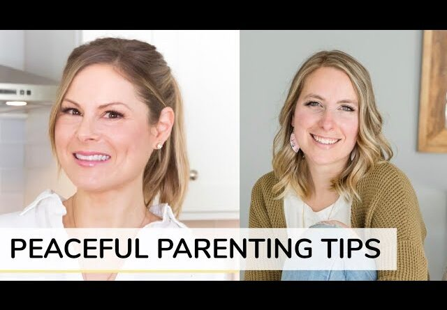 PEACEFUL PARENTING TIPS   dani gets coached on her tween