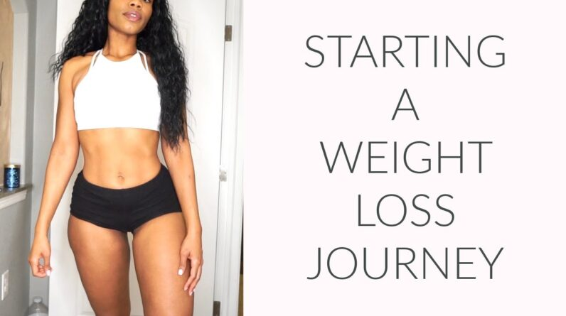 STARTING A WEIGHT LOSS JOURNEY (Fitness Journey) | Physique Update & Weigh In